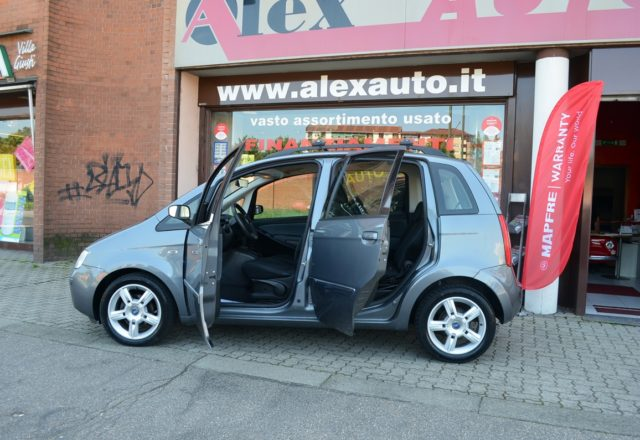 Fiat Idea 1.4 Active 1proprietario Barre Portatutto rev