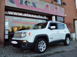 Jeep Renegade 2.0 Mjt 140CV 4WD LIMITED €6 NAVI