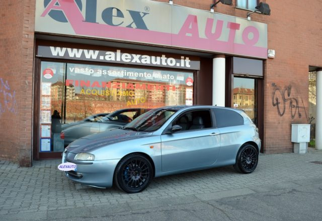 Alfa Romeo 147 1.9 JTD (115 CV)cat 3p. Distinctive pelle