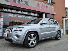 Jeep Grand Cherokee 3.0 V6 CRD 250 CV Multijet v6