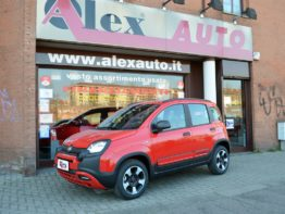 Fiat Panda 1.2 City Cross OK NEOPATENTATI KM ZERO