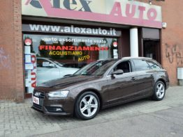 Audi A4 Avant 2.0 TDI 150 CV Business 1Proprietario