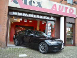Alfa Romeo Giulia 2.2 Turbodiesel 150 CV Super AT8