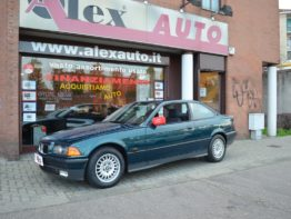 BMW 316 Serie 3 (E36) cat Coupé 1proprietario