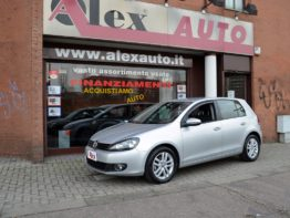 Volkswagen Golf 1.6 5p. Highline BiFuel GPL