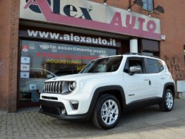 Jeep Renegade 1.0 T3 Limited KM ZERO SAFE PACK