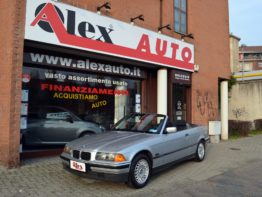 BMW 318 Serie 3 cat Cabriolet iscritta A.S.I.