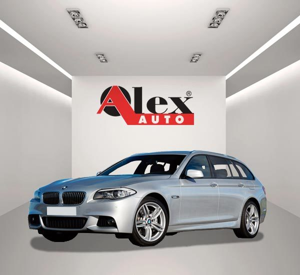 BMW 520 Serie 5 Touring Business